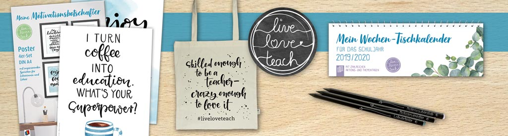 live love teach Sekundarstufe