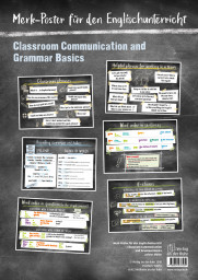 Classroom Communication and Grammar Basics