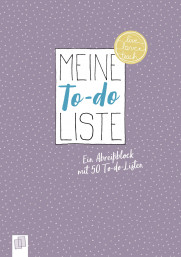 "Meine To-do-Liste ""live – love – teach"""