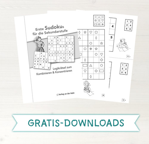 Gratis Download - Sudoku Sekundarstufe