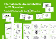 Internationale Anlauttabellen in 20 Sprachen