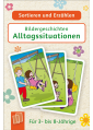 Bildergeschichten – Alltagssituationen
